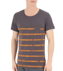 Rhythm Men's Acid Stripe Tee