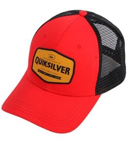 Quiksilver Please Hold Trucker Hat