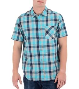 Rusty Men's Silver Spoon S/S Shirt
