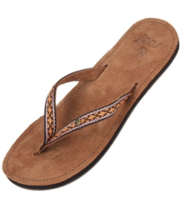 Reef Girls' Leather Gypsyfree Sandals