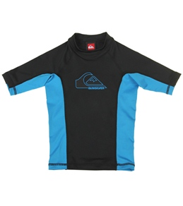 Quiksilver Boy's DOB S/S Fitted Rashguard