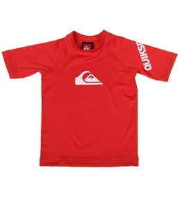 Quiksilver Toddler's All Time S/S Surf Shirt