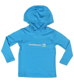 Quiksilver Toddler's Phaser L/S Hoodie Rashguard