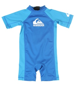 Quiksilver Toddler's Shore Pound S/S Spring Suit