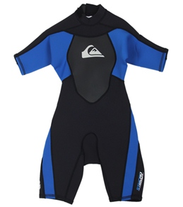 Quiksilver Boy's Syncro 2/2 MM S/S Spring Suit