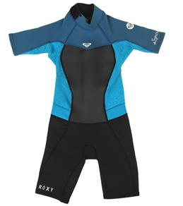 Roxy Kids' 2MM Spring Suit