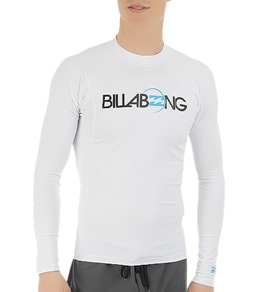 Billabong Men's All Day L/S Fitted Rashguard