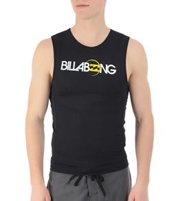 Billabong Men's All Day Rashguard Vest