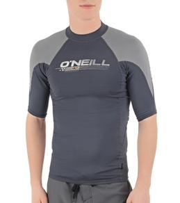 O'Neill Men's O'Zone S/S Crew Rashguard