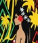 Hinano Tahiti Men's Maohi Nui Towel