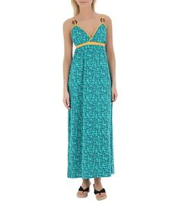 Hinano Tahiti Women's Unutea Maxi Dress