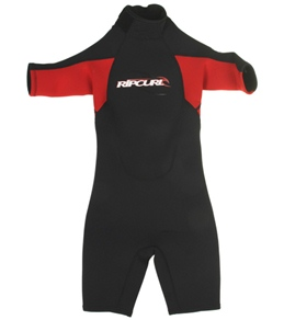 Rip Curl Kids' Freelight 2MM S/S Spring Suit