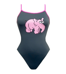 Splish Pink Elephant