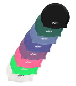 The View Silicone Pool Cap