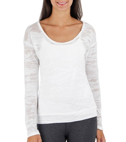 The North Face Women's Be Calm Yoga Long Sleeve
