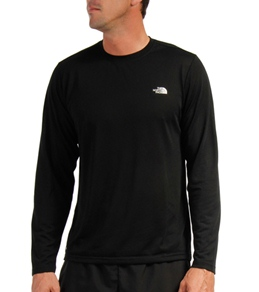 The North Face Men's Long Sleeve Reaxion Running Crew