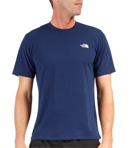 The North Face Men's Short Sleeve Reaxion Running Crew