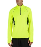Brooks Men's Nightlife Infiniti Running 1/2 Zip