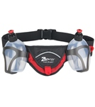 Zenergy Hydration Nutrition Belt With Two 10oz Bottles