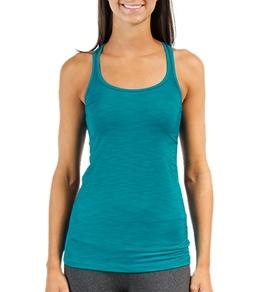 New Balance Women's Heather Layering Running Tank