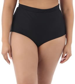 Coco Reef Solid Plus Size Power Pant Bottom