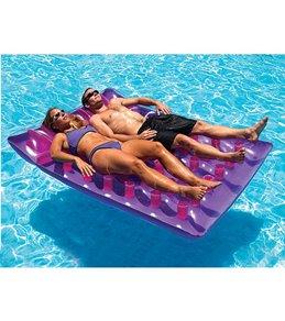 "Swimline 78"" Pocket Inflatable Dual Mattress"