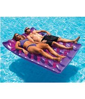 Swimline 78 Pocket Inflatable Dual Mattress
