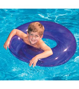"Swimline 30"" Candy Transparent Swim Ring"
