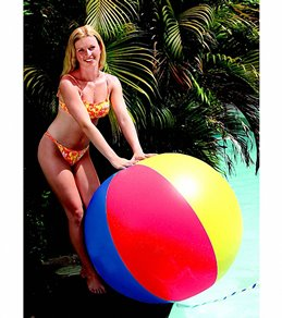 "Swimline 46"" Jumbo Panel Beach Ball"