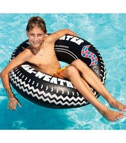 "Swimline 36"" Printed Tire Tube"