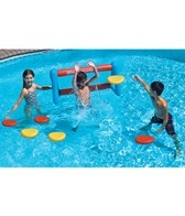 Swimline Inflatable Disc Toss Game
