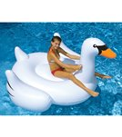Swimline Giant Swan Ride-On Pool Float