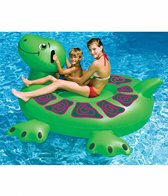 Swimline Giant Turtle Ride-On Pool Float