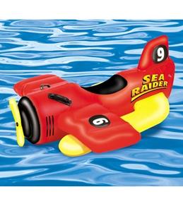 Swimline SeaRaider Sea Plane Ride-On