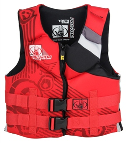 Body Glove Youth Phantom Neoprene USCG PFD