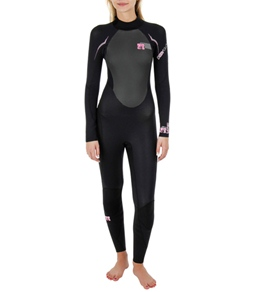 Body Glove Women's Vibe 3/2MM Fullsuit