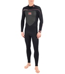 Body Glove Men's Method 2.0 3/2MM Back Zip Fullsuit Wetsuit