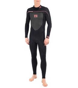 Body Glove Men's Method 2.0 3/2MM Back Zip Fullsuit