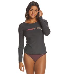 Body Glove Women's Deluxe L/S Loosefit Rashguard