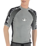 Body Glove Super Rover Short Sleeve 1MM Reversible Wetsuit Wetsuit Jacket