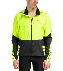 Pearl Izumi Men's Elite Barrier Convertible Cycling Jacket