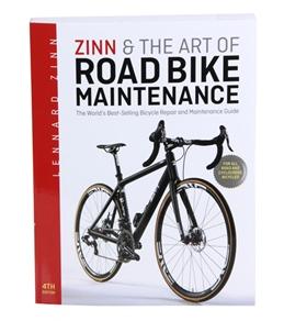 Velo Press Zinn & the Art of Road Bike Maintenance, 4th Ed.