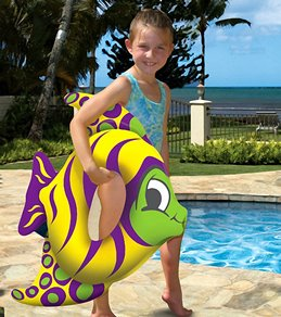 Poolmaster Inflatable Fish Swim Tube