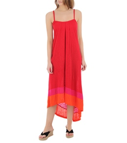 La Blanca Mahalo My Diabo Maxi Dress