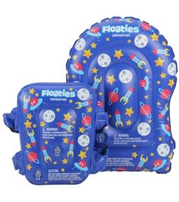 Floaties Kicker & Bubble Swim Vest Set (2-6 years)