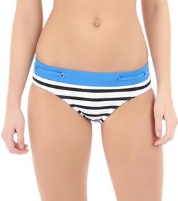 Jag Portofino Stripe Loop de Loop Bottom