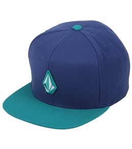 Volcom Boys' Stone Snap Back Hat (Kids)