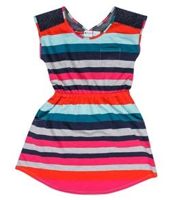 Roxy Girls' First Glance S/S Dress (7-16)