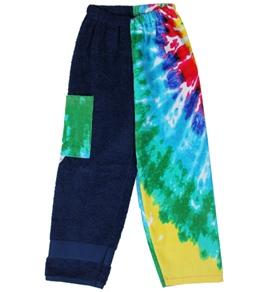 Kiki's Nation Tide Dye Towel Pant (Kids)