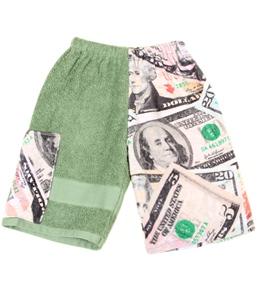 Kiki's Nation Money Towel Short (Kids)